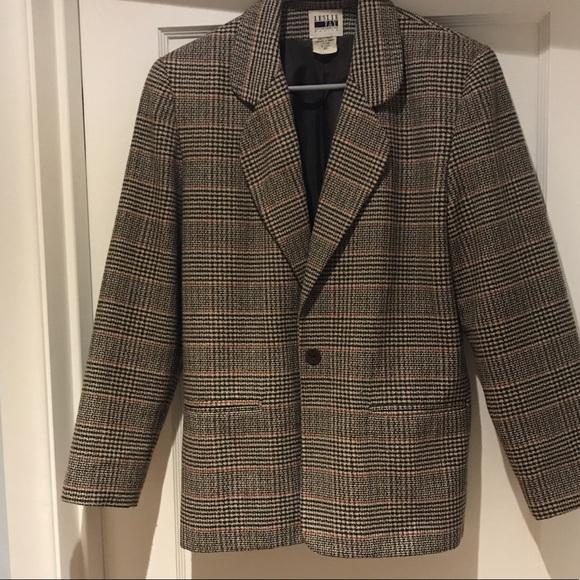 Vintage Leslie Fay sportswear petite 70's jacket
